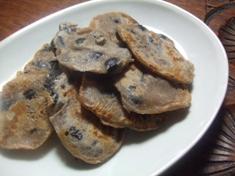 黒豆薄焼き